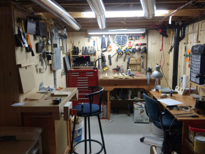 Basement Shop